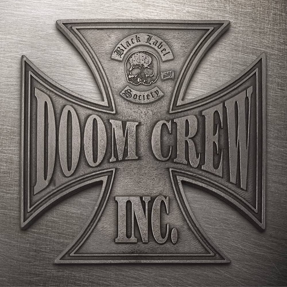 Black Label Society - Doom Crew Inc. [Indie Exclusive Limited Edition Clear & Black Ice W/Grey 2LP]