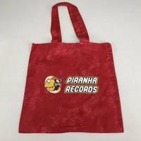 Piranha Records - Building Block Logo Bag