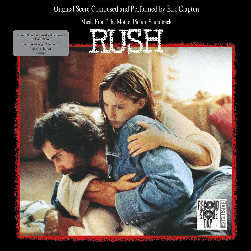 Eric Clapton Rush (Music from the Original Motion Picture Soundtrack)