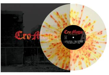 In The Beginning [Indie Exclusive Limited Edition Ultra Clear w/ Canary Yellow and Tangerine Splatter LP]