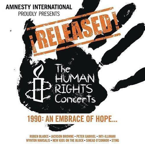 The Human Rights Concerts - 1990 An Embrace Of Hope