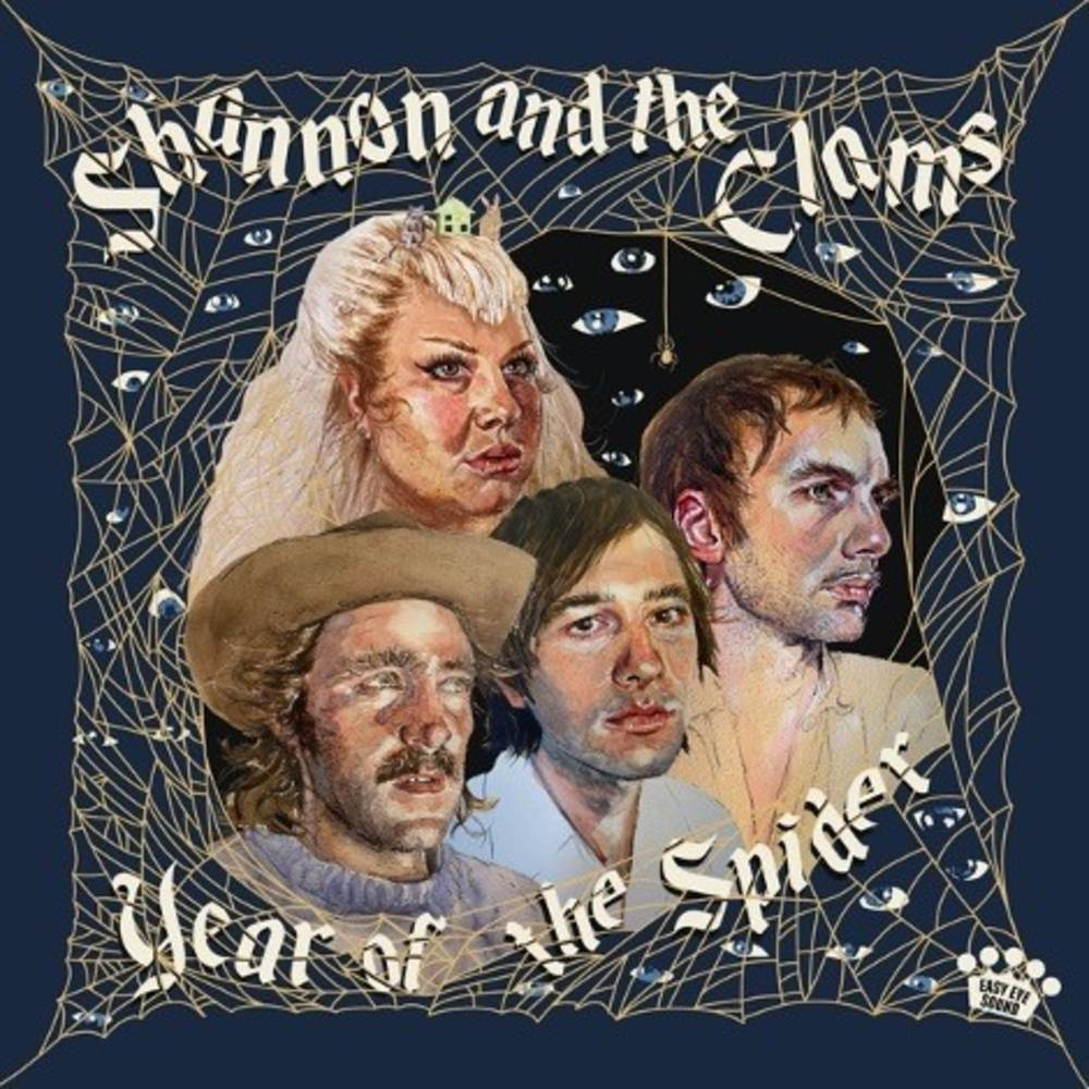 Shannon & The Clams - Year Of The Spider [Indie Exclusive Limited Edition Midnight Wine LP]