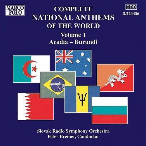 National Anthems - Volume 1