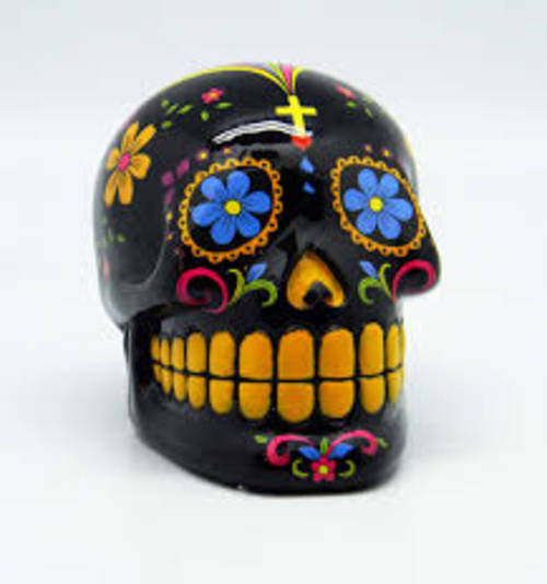Black Sugar Skull Bank