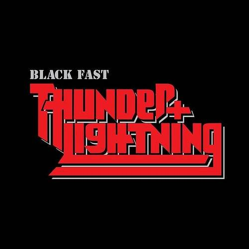 Thunder And Lightning (Thin Lizzy Cover) - Single