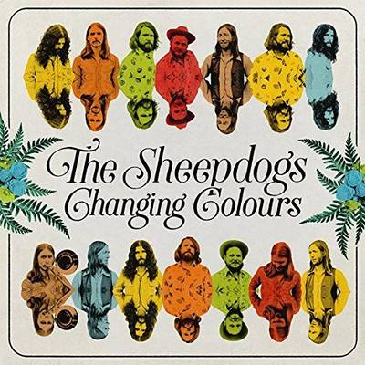 The Sheepdogs - Changing Colours