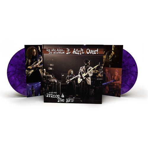 One Nite Alone… The Aftershow: It Ain't Over! (Up Late With Prince & The NPG) [Purple 2LP]