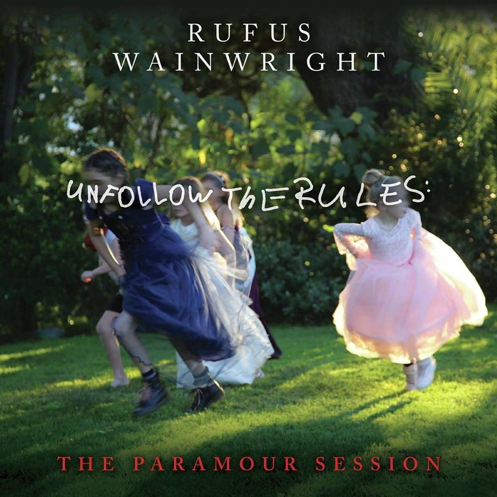 Rufus Wainwright - Unfollow the Rules: The Paramour Session [LP]