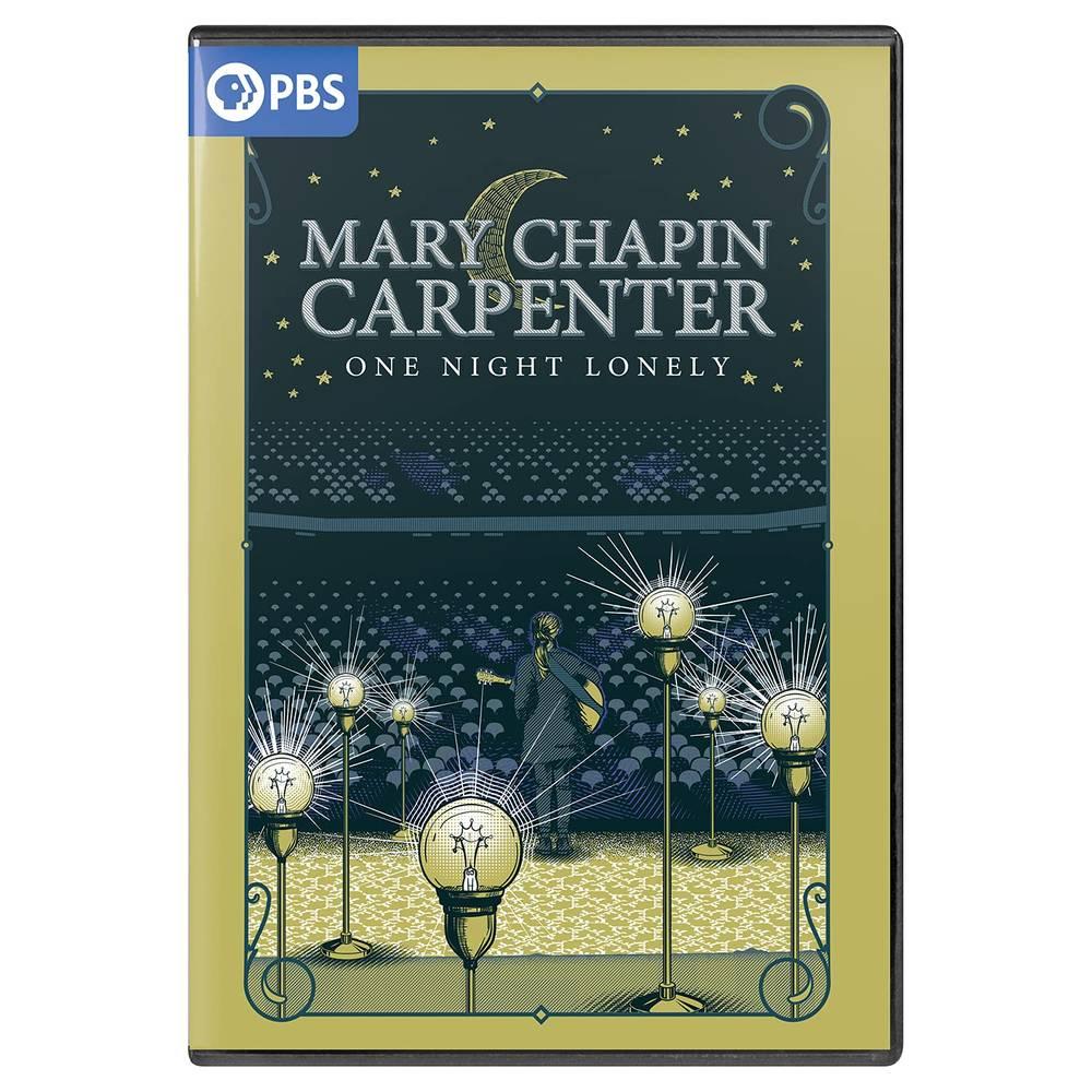 Mary Chapin Carpenter - Mary Chapin Carpenter: One Night Lonely [DVD]