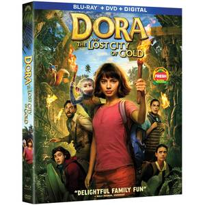 Dora And The Lost City Of Gold [Movie]