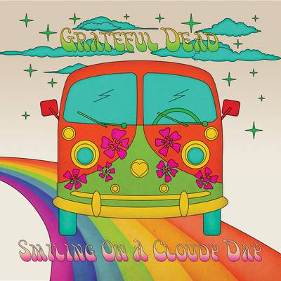 The Grateful Dead - Smiling On A Cloudy Day [LP Summer Of Love Exclusive]