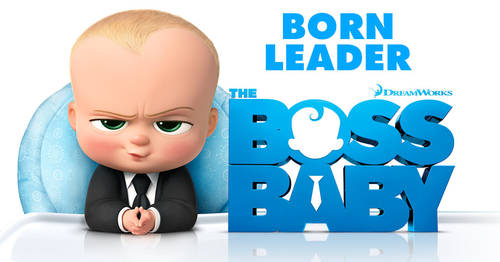 The Boss Baby [Movie]