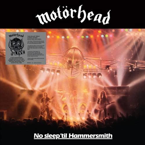 Motorhead - No Sleep 'til Hammersmith: 40th Anniversary Edition [3LP Box Set]