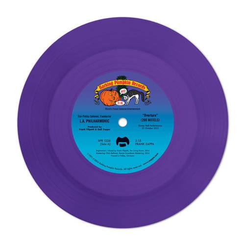 Frank Zappa - 200 Motels Overture [Limited Edition Purple Vinyl]