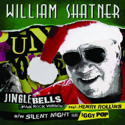 Jingle Bells (Punk Rock Version) [Limited Edition Green Vinyl Single]