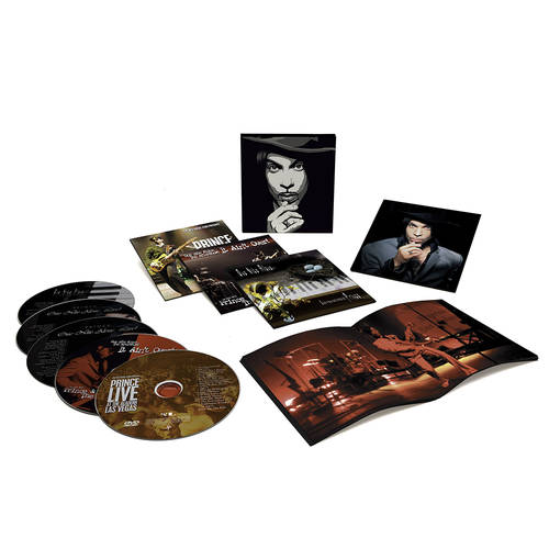 Up All Nite With Prince: The One Nite Alone Collection [4CD/DVD]
