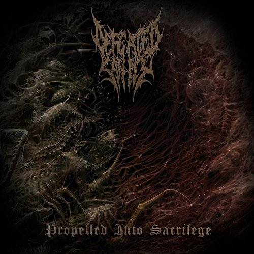 Propelled Into Sacrilege - Single