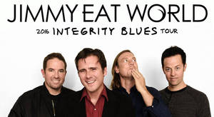 Enter to win an autographed Jimmy Eat World test pressing!