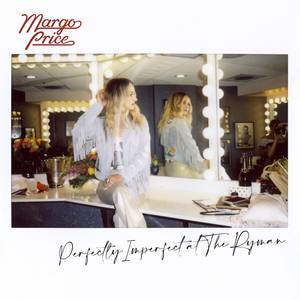 Margo Price - Perfectly Imperfect At The Ryman [Indie Exclusive Limited Edition Clear w/ Red Splatter 2 LP]