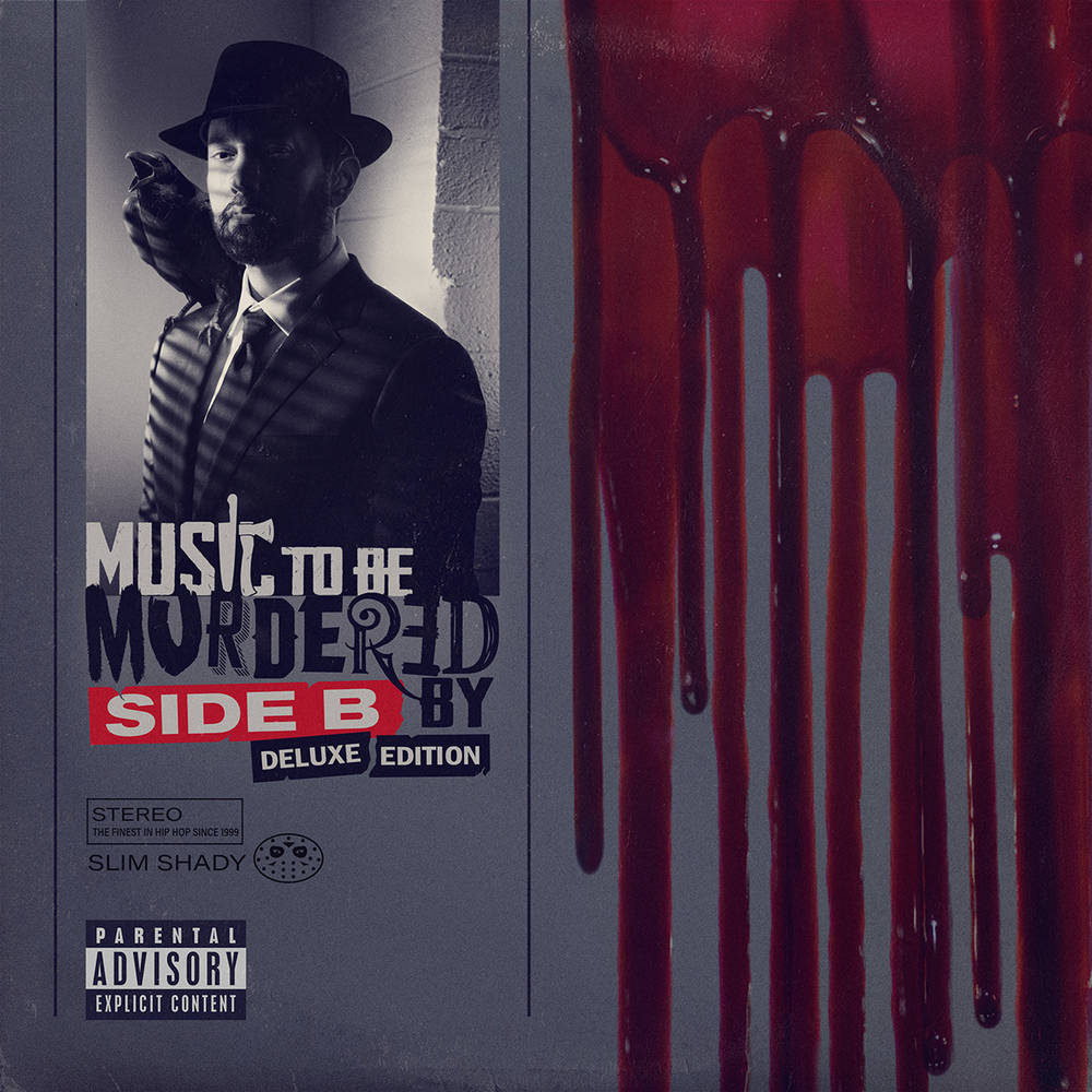 Eminem - Music To Be Murdered By - Side B (Deluxe Edition) [Opaque Grey 4 LP]