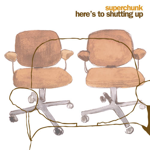 Superchunk - Here's to Shutting Up: 20th Anniversary Reissue [Indie Exclusive Limited Edition Peak LP+CD]