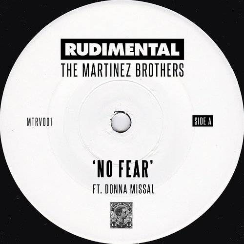 No Fear (Feat. Donna Missal) - Single