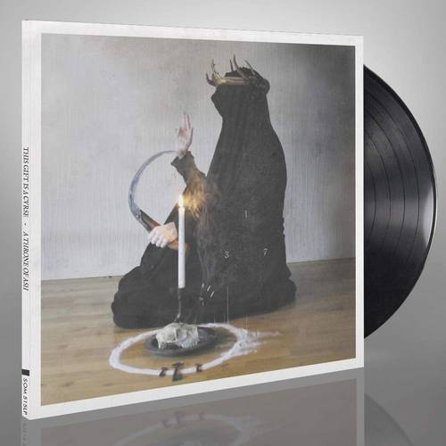 A Throne of Ash [LP]