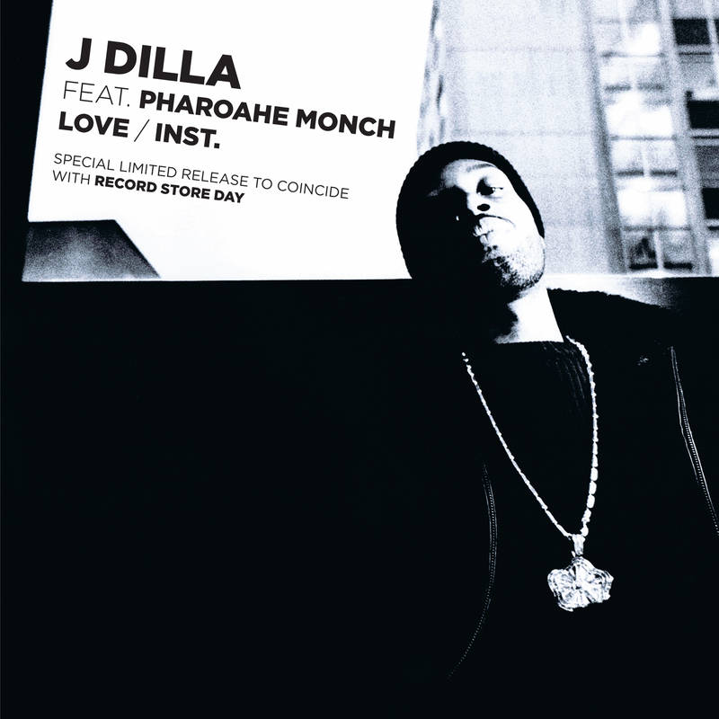 J DILLA LOVE