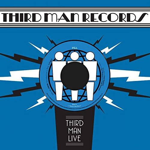 Afraid of the Mirror / T.V. Wedding Third Man Live [Vinyl Single]