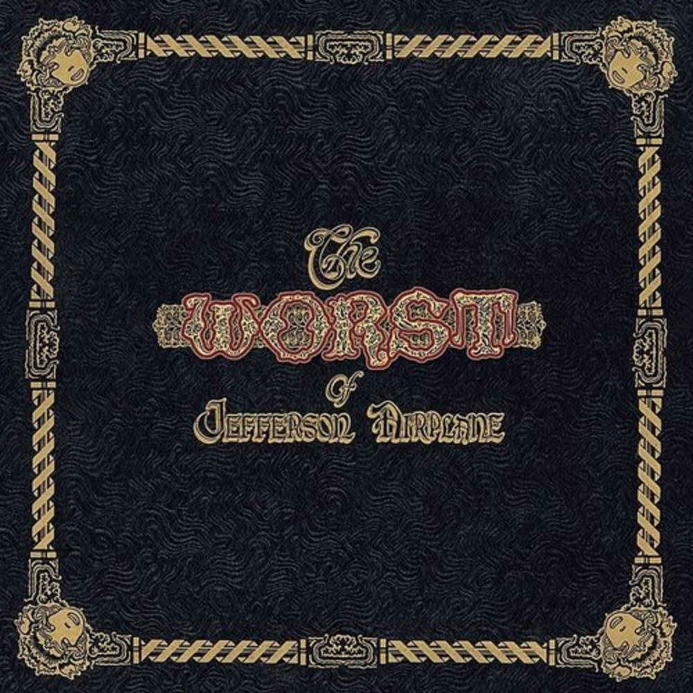 Jefferson Airplane - The Worst Of Jefferson Airplane [180G Remastered LP]