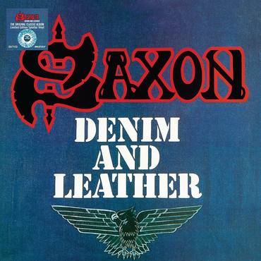 Denim And Leather: Remastered [Limited Edition Blue & White LP]