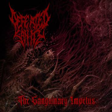 The Sanguinary Impetus [Random Color LP]