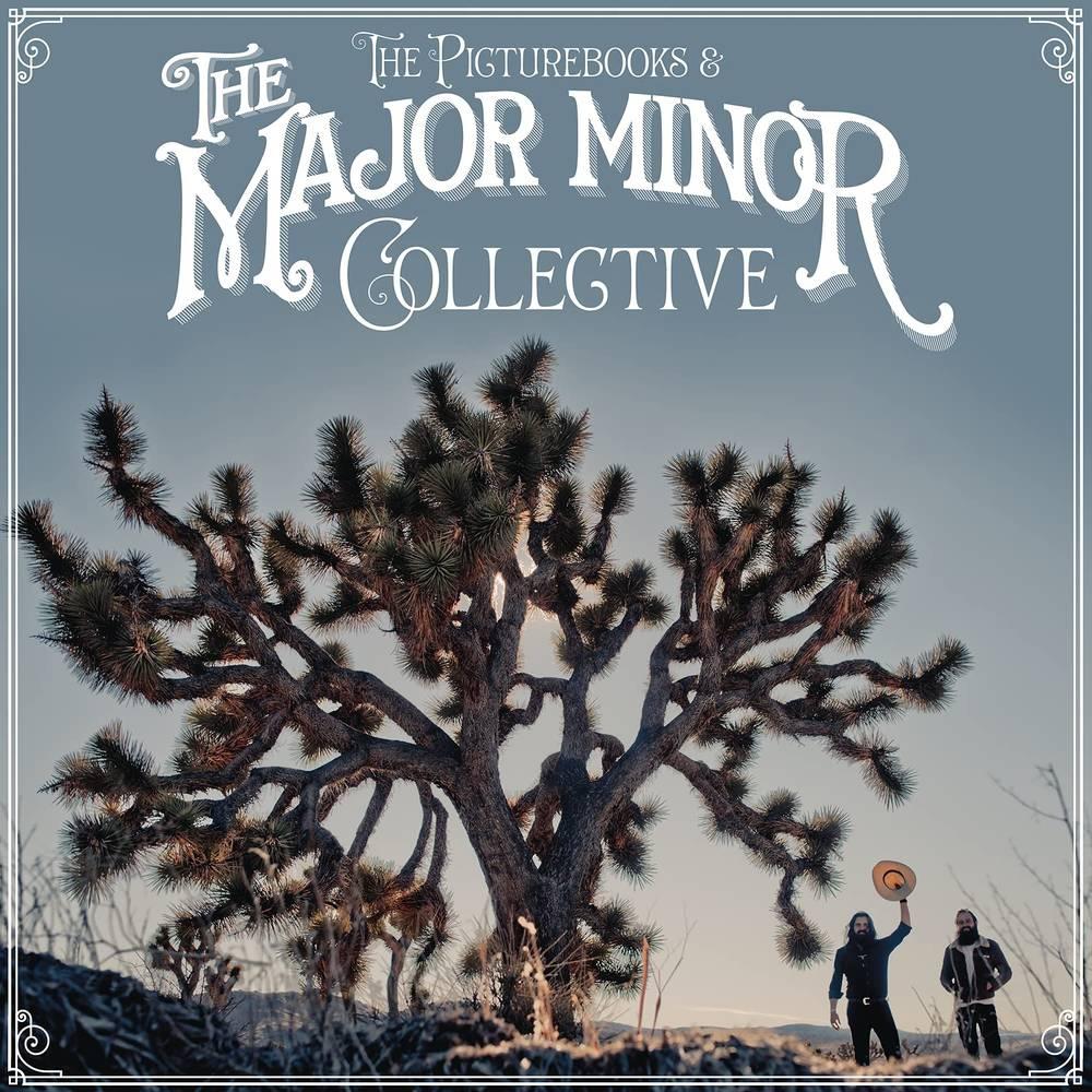 The Picturebooks - The Major Minor Collective [LP]