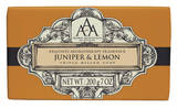 Soap - Juniper & Lemon Soap Bar