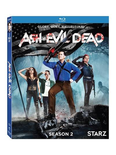 Evil Dead [Movie] - Ash Vs Evil Dead: Season 2