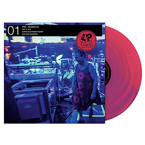 Phish - Lp On Lp 01 (Ruby Waves 7/14/19) [Limited Edition LP]
