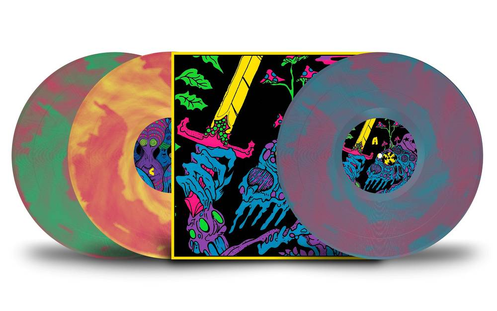 King Gizzard & The Lizard Wizard - Live In Adelaide '19 [Indie Exclusive Limited Edition Multicolored 3 LP]
