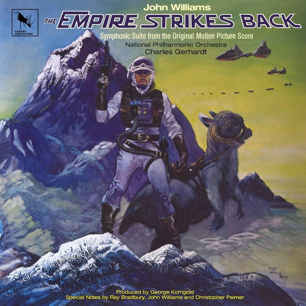 John Williams/Charles Gerhardt/National Philharmonic Orchestra - The Empire Strikes Back: Symphonic Suite [LP]