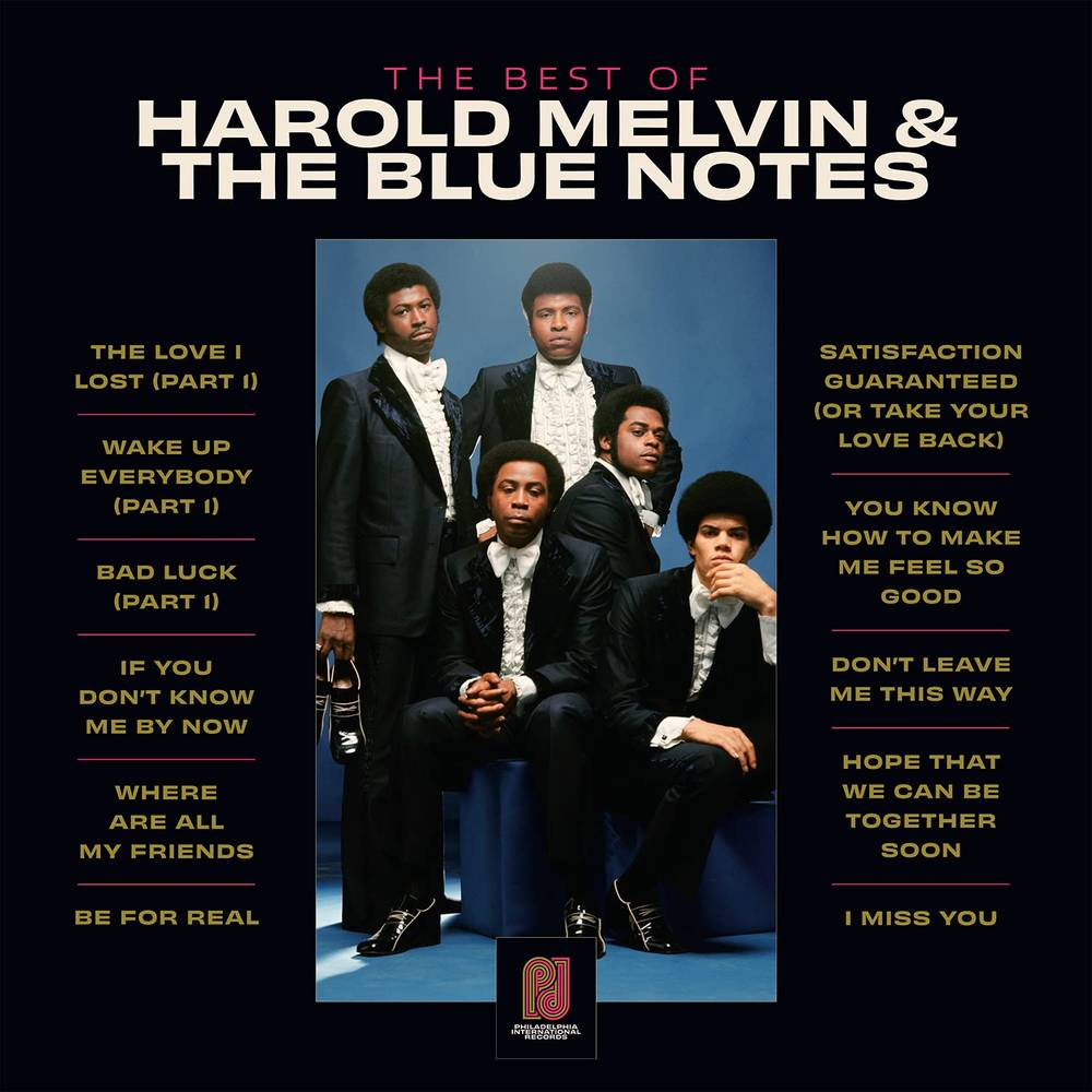 Harold Melvin & The Blue Notes - The Best Of Harold Melvin & The Blue Notes [LP]