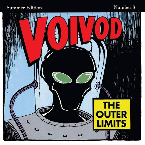 Voivod - The Outer Limits [Limited Edition, Blue with Black Swirl LP]