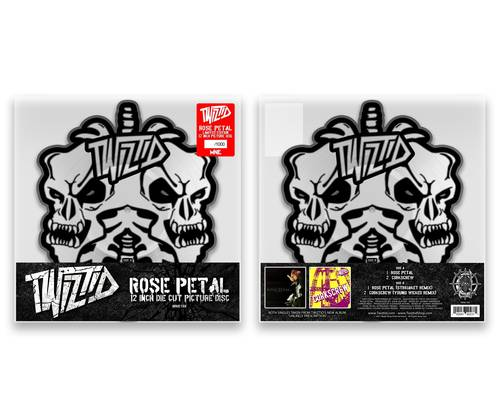Twiztid - Rose Petal [Indie Exclusive Limited Edition Picture Disc 12in]