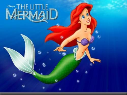 The Little Mermaid [Disney Movie]