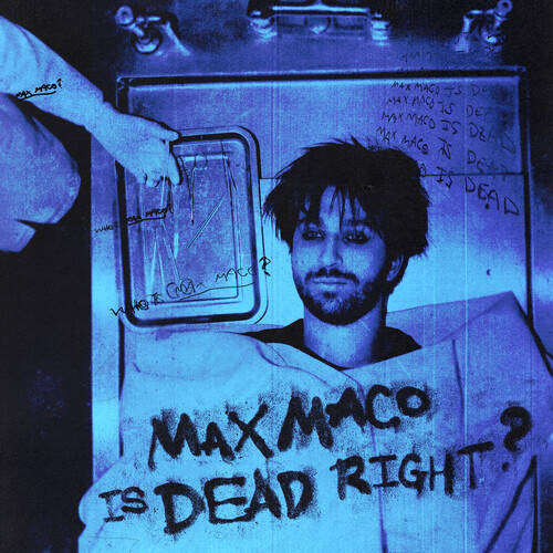 Two Feet - Max Maco Is Dead Right? [Limited Edition Opaque Light Blue LP]