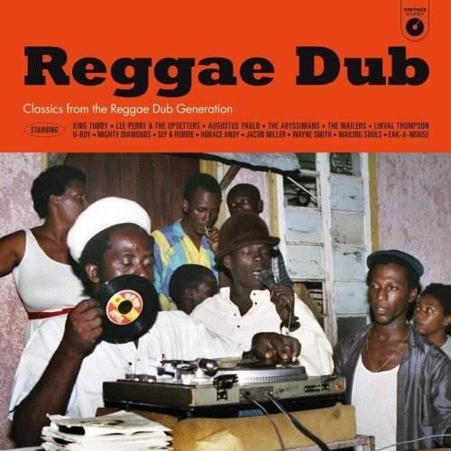 Vintage Sounds Reggae Dub / Various - Vintage Sounds Reggae Dub / Various