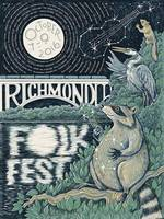 2016 Richmond Folk Festival Poster