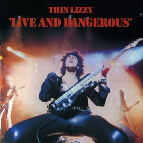 Live And Dangerous [Rocktober 2017 Limited Edition Translucent Red 2LP]