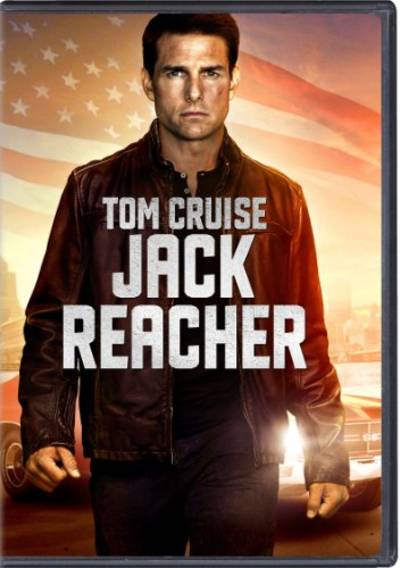 Jack Reacher [Movie] - Jack Reacher