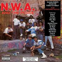 N.W.A. - N.W.A. And The Posse [Vinyl w/3D Lenticular Cover]