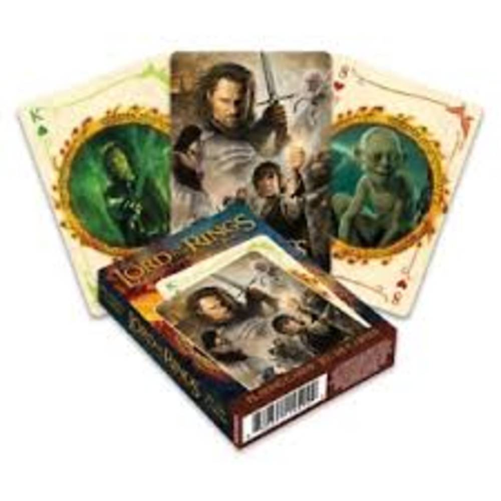 Playing Cards - Lord Of The Rings Return Of The King Playing Cards Deck
