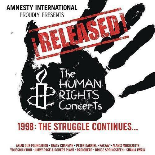 The Human Rights Concerts - 1998 The Struggle Continues